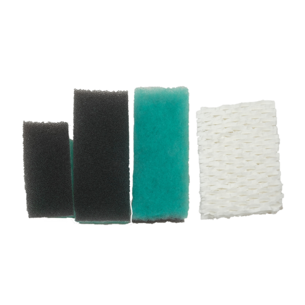Replacement Filter Sets and Evaporating Blocks